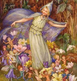 Medici Margaret W. Tarrant, Springs Flowery Cloak PCE 179
