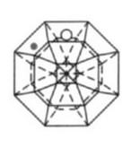 Raamkristal Swarofski