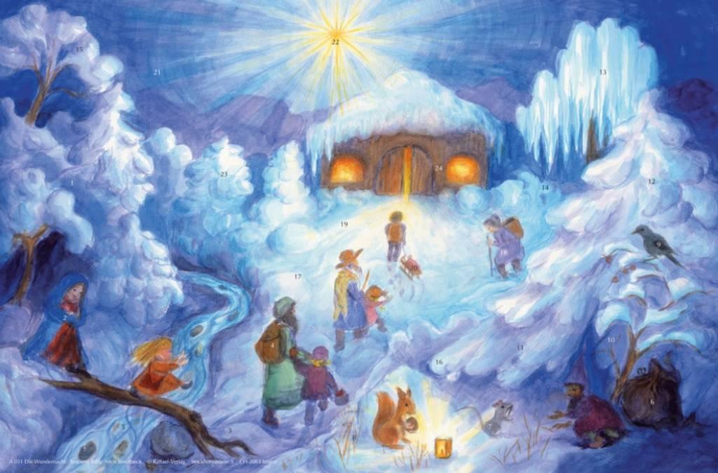 Adventkalender Kerstnacht A 051 (Brodtbeck)