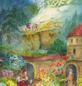 Adventkalender De Kerstroos A 090 (Lesch)