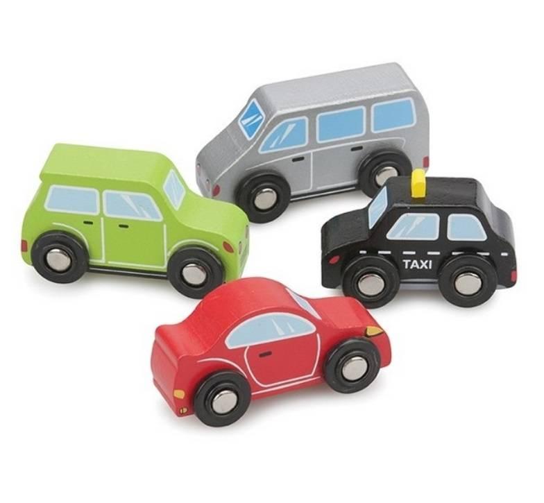 Auto set 4 stuks NC11934
