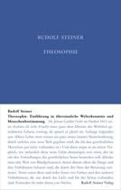 Rudolf Steiner, GA 9 Theosophie. Einführung in übersinnliche Welterkenntnis und Menschenbestimmung
