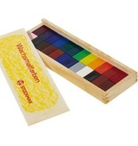 Stockmar Stockmar Wasblokjes en Stiftjes per kleur