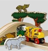 Brio De Safari figuur set