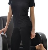 Alkena Zijden T-shirt (Rib) 11435