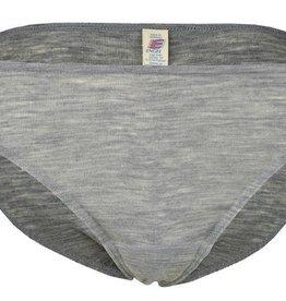 Engel Natur Engel Bikini-Slip wol/zijde E 70 1310 lichtgrijs