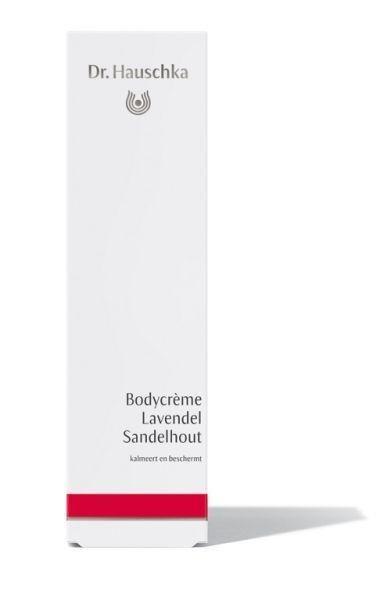 Dr. Hauschka Bodycreme Lavendel Sandelhout 145 ml