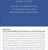 Rudolf Steiner, GA 218 Geistige Zusammenhänge in der Gestaltung des menschlichen Organismus