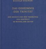 Rudolf Steiner, GA 214 Das Geheimnis der Trinität. Der Mensch und sein Verhältnis zur Geistwelt im Wandel der Zeiten