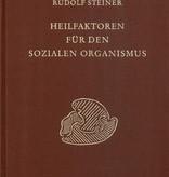 Rudolf Steiner, GA 198 Heilfaktoren für den sozialen Organismus