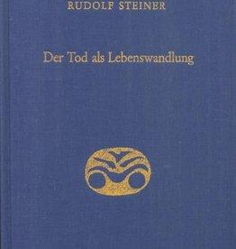 Rudolf Steiner, GA 182 Der Tod als Lebenswandlung