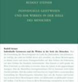 Rudolf Steiner, GA 178 Individuelle Geistwesen und ihr Wirken in der Seele des Menschen