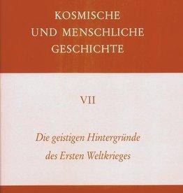 Rudolf Steiner, GA 174b Die geistigen Hintergründe des Ersten Weltkrieges