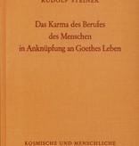 Rudolf Steiner, GA 172 Das Karma des Berufes in Anknüpfung an Goethes Leben