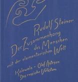 Rudolf Steiner, GA 158 Der Zusammenhang des Menschen mit der elementarischen Welt. Kalewala - Olaf Asteson - Das russische Volkstum - Die Welt als Ergebnis von Gleichgewichtswirkungen