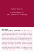 Rudolf Steiner, GA 157a Schicksalsbildung und Leben nach dem Tode