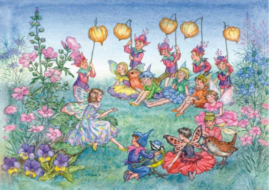 Medici Molly Brett, The Runaway Fairy 3  PCE 214