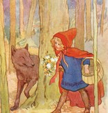 Medici Margaret W. Tarrant, Red Riding Hood  PCE 238