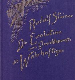 Rudolf Steiner, GA 132 Die Evolution vom Gesichtspunkte des Wahrhaftigen