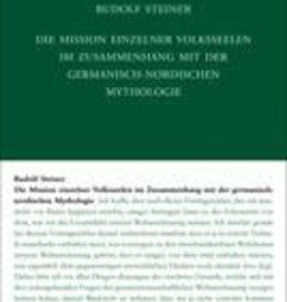 Rudolf Steiner, GA 121 Die Mission einzelner Volksseelen im Zusammenhang mit der germanisch-nordischen Mythologie
