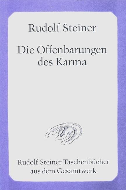 Rudolf Steiner, GA 120 Die Offenbarungen des Karma
