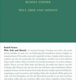 Rudolf Steiner, GA 105, Welt, Erde und Mensch