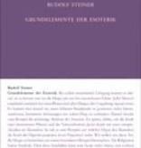 Rudolf Steiner, GA 93a Grundelemente der Esoterik