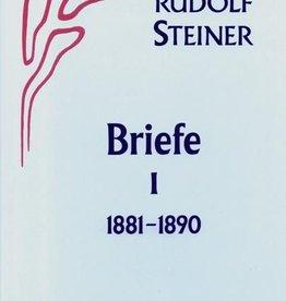 Rudolf Steiner, GA 38 Briefe Band I: 1881-1890