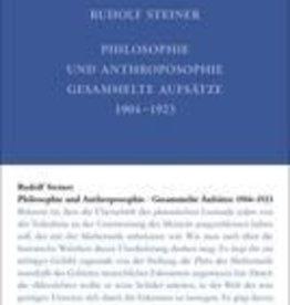Rudolf Steiner, GA 35  Philosophie und Anthroposophie .  Gesammelte Aufsätze 1904-1923