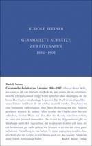 Rudolf Steiner, GA 32 Gesammelte Aufsätze zur Literatur 1884-1902