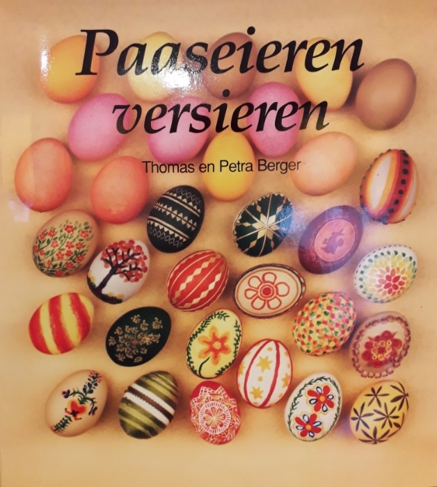 Thomas en Petra Berger, Paaseieren versieren