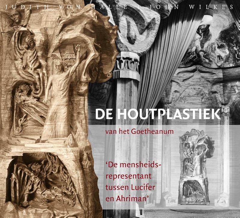 Judith von Halle, De houtplastiek van het Goetheanum