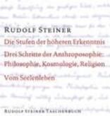 Rudolf Steiner, GA 12 Die Stufen der höheren Erkenntnis