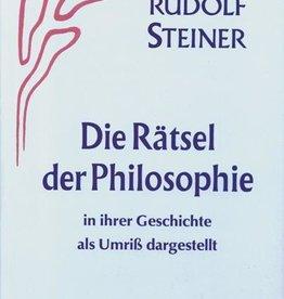 Rudolf Steiner, GA 18 Die Rätsel der Philosophie