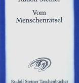 Rudolf Steiner, GA 20 Vom Menschenrätsel. Ausgesprochenes und Unausgesprochenes im Denken, Schauen, Sinnen einer Reihe deutscher und österreichischer Persöhnlichkeiten