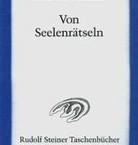Rudolf Steiner, GA 21 Von Seelenrätseln