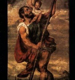 Tiziano Vecellio, Christophorus (Raf 1321)