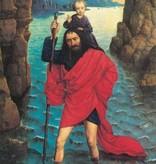 Dierick Bouts, Der heilige Christophorus, detail (Raf 3427)