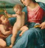 Rafaël, Madonna Alba (detail) Raf 0134
