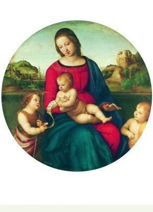 Rafaël, Madonna Terranuova  Raf 115