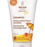 Weleda Edelweiss Zonnecreme Gevoelige Huid 50 ml