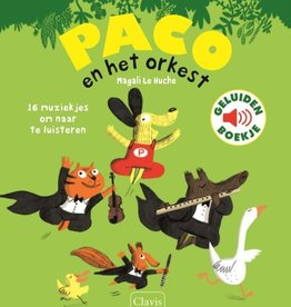 Magali Le Huche, Paco en het Orkest