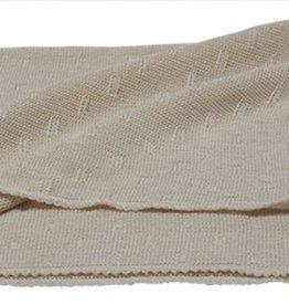 Reiff Reiff Omslagdoek Sissi Wol/zijde 80x90cm Reiff - Naturel