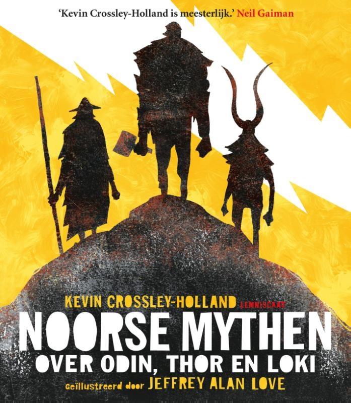 Kevin Crossley-Holland, Noorse Mythen