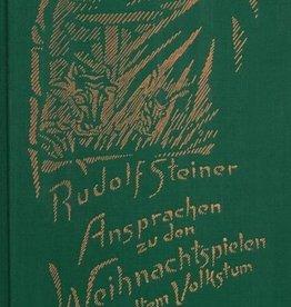 Rudolf Steiner, GA 274 Ansprachen zu den Weihnachtsspielen aus altem Volkstum