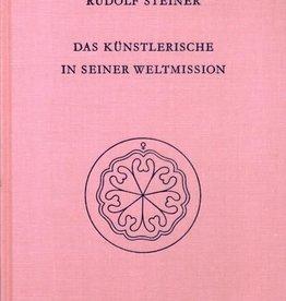 Rudolf Steiner, GA 276 Das Künstlerische in seiner Weltmission.