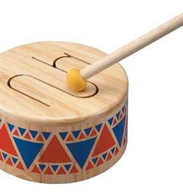 Plan Toys Houten Trommel PT 6404 'Solid Drum'