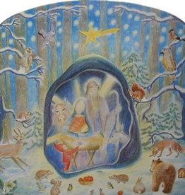 Adventskalender Dieren in het Bos