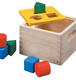 Plan Toys Shape & Sort it out PT 9430