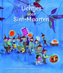Jennine Staring, Lichtjes voor Sint-Maarten